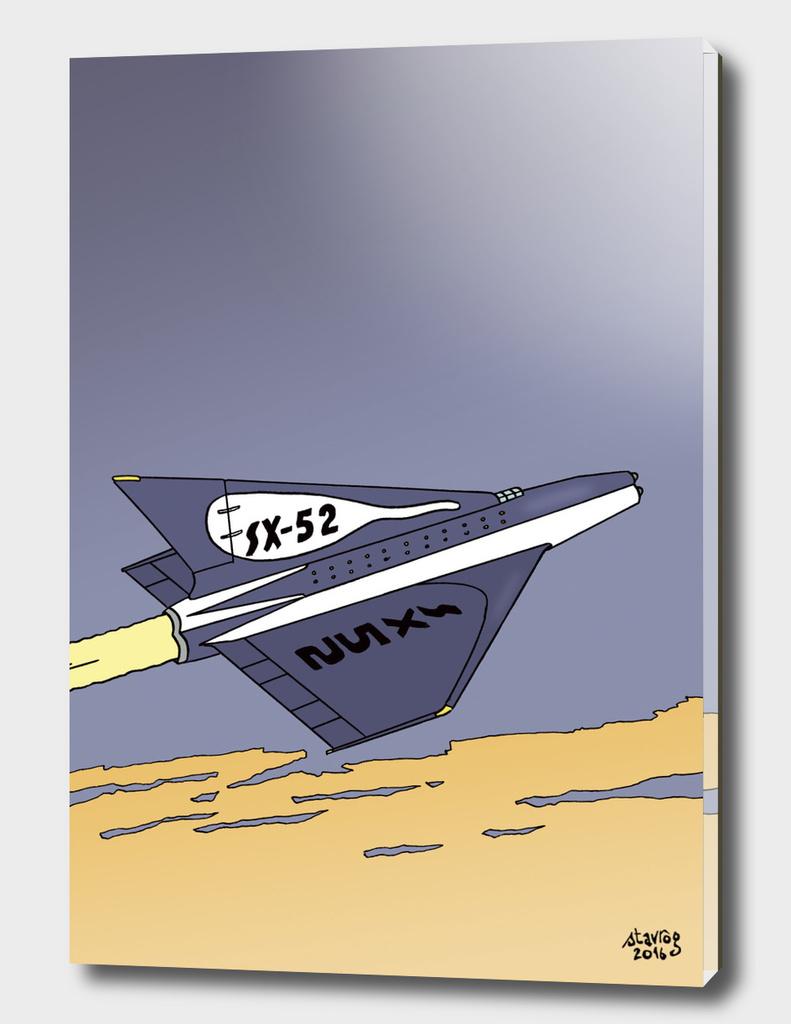 SX-52 contre-attaque
