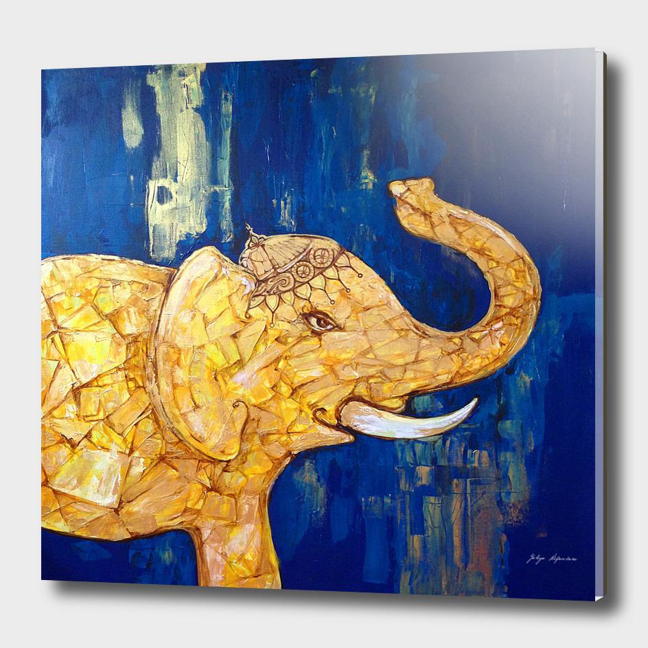 Golden Elephant I