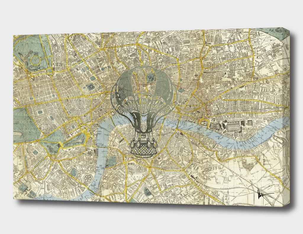 Vintage London Fantasy