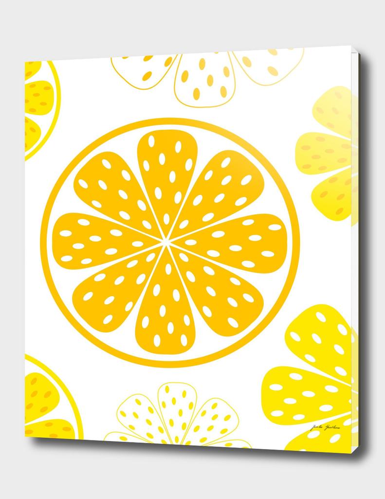 New fresh Oranges : new art in Shop