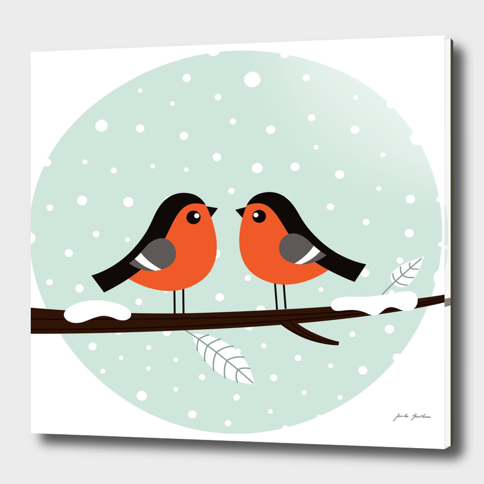 2 love birds : Original design collection