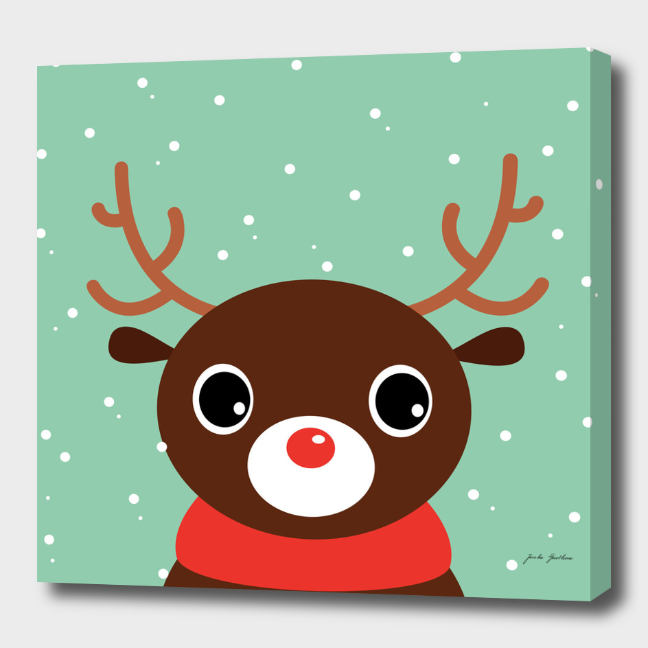 New reindeer collection in Shop : brown cyan