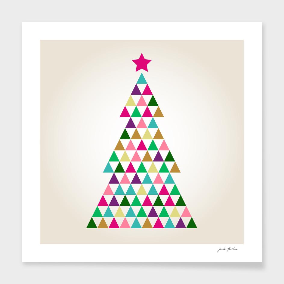 Designers vintage triangles : Folk edition