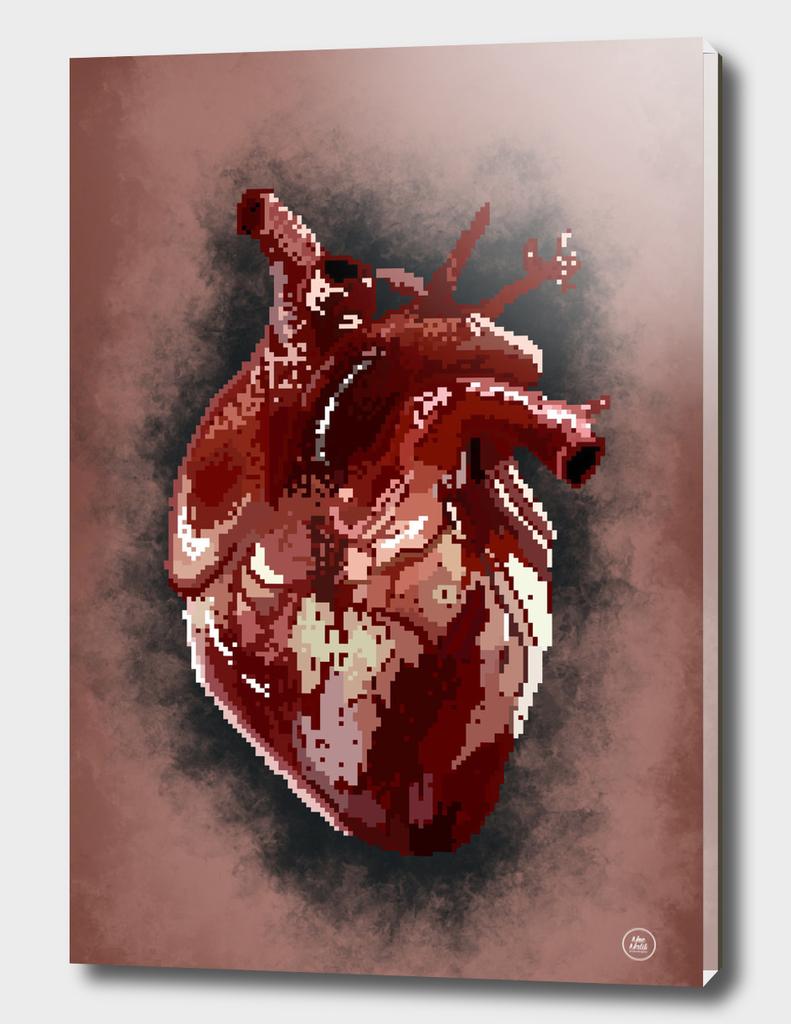 8-bit Heart of Darkness