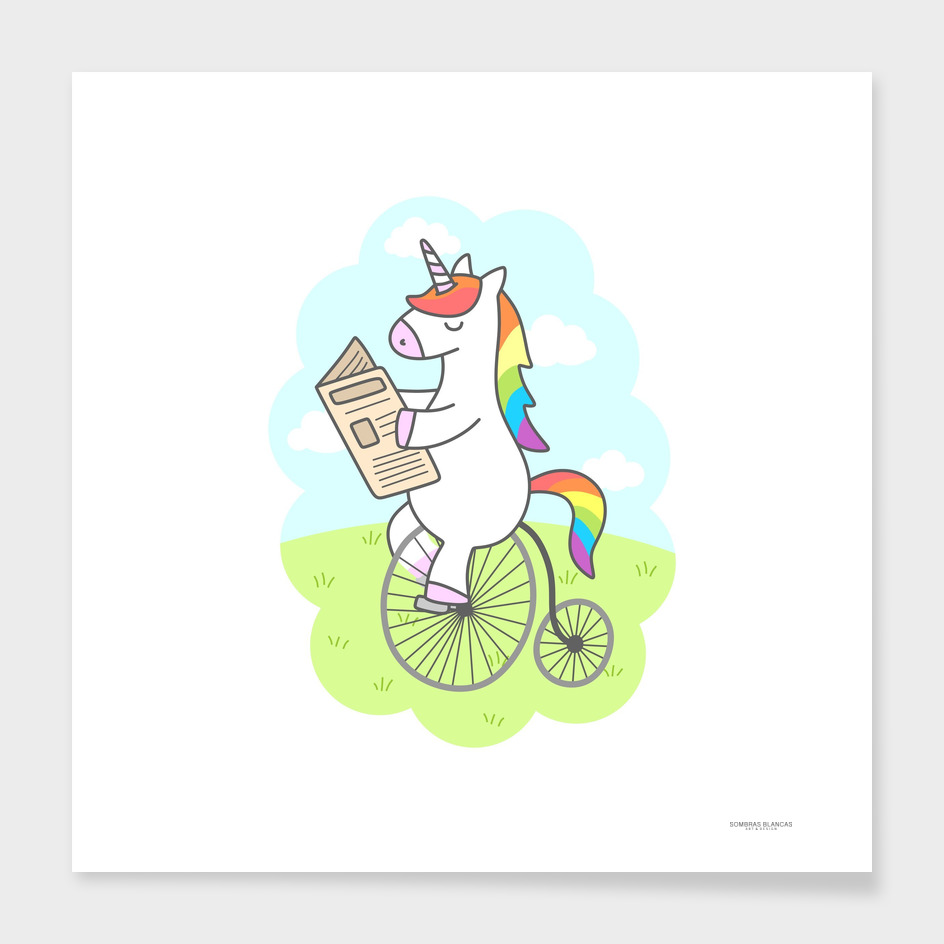 Unicorn Stroll