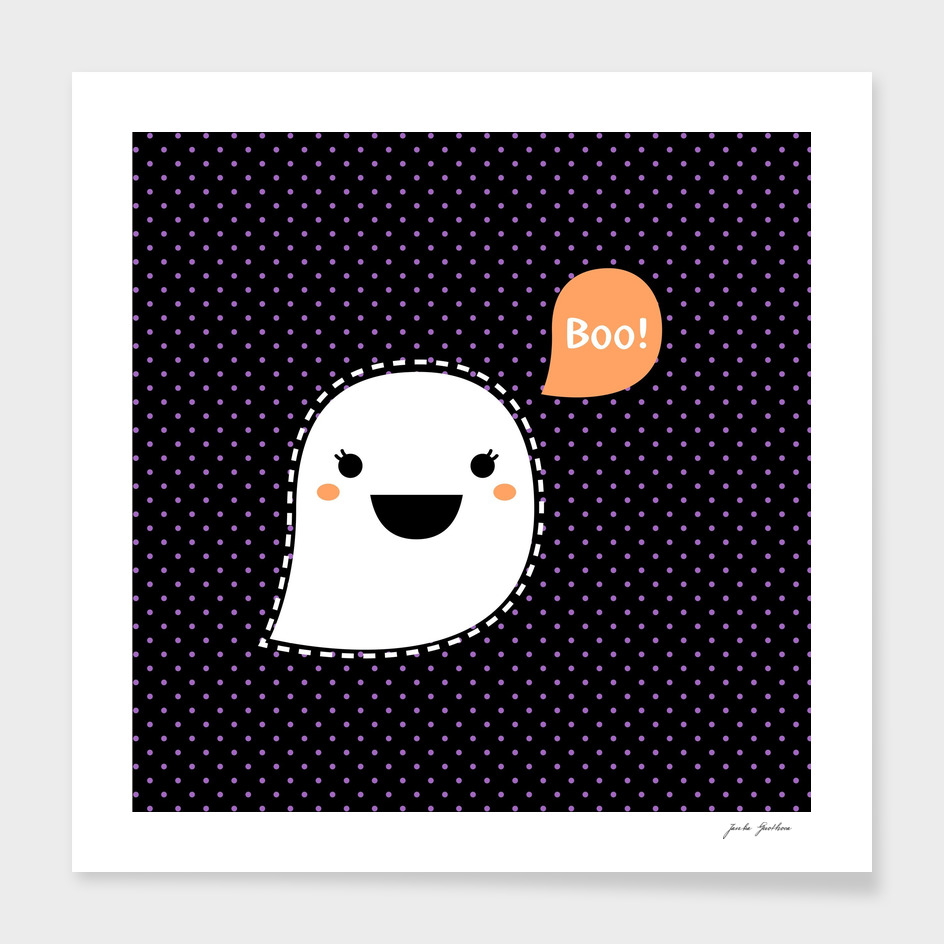 New in shop : Vintage ghost edition with dots
