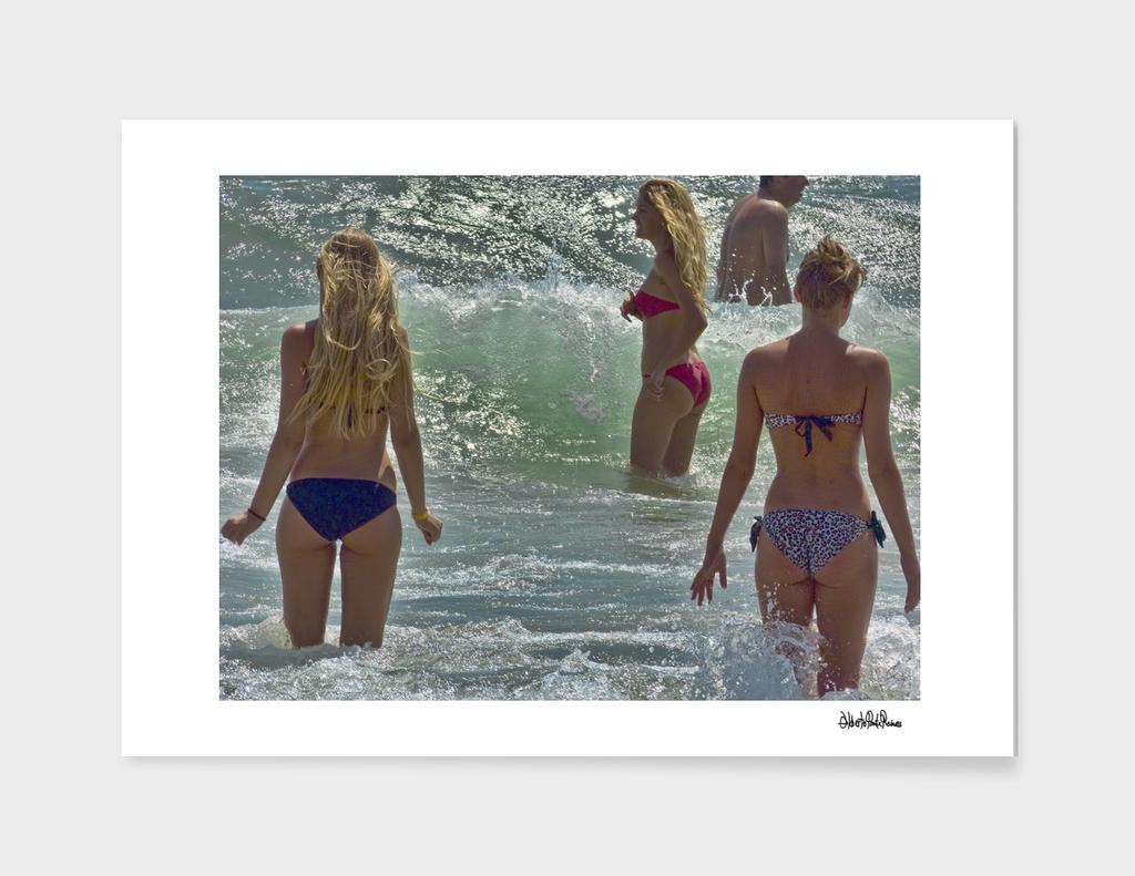 Ampuria Brava beach