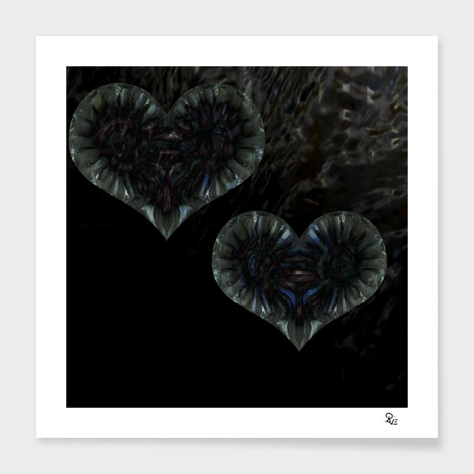 Corações de cristal  1