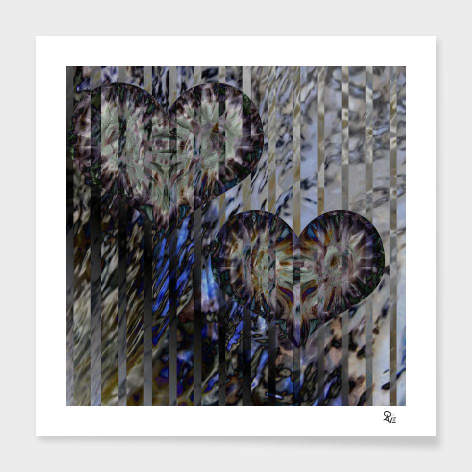 Corações de cristal 3