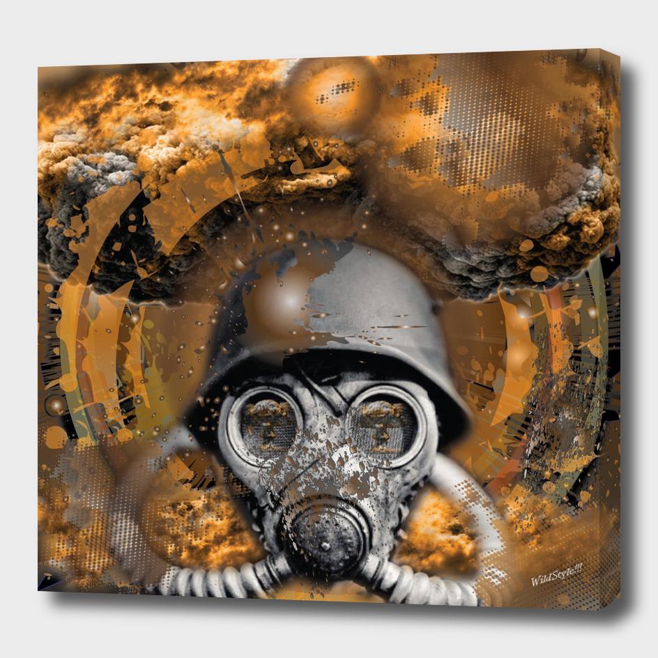 Atom Bomb Nuclear