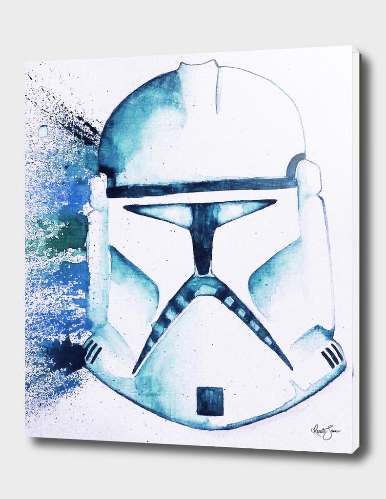 Blue Clone Trooper