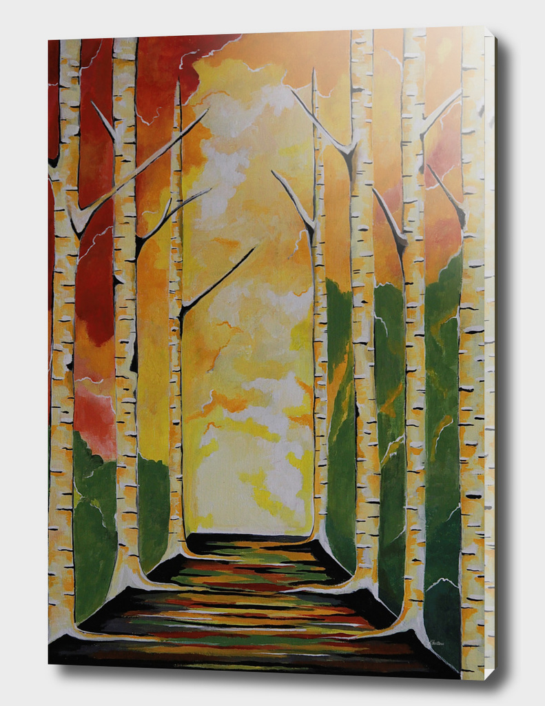 Meet Me By The Birches