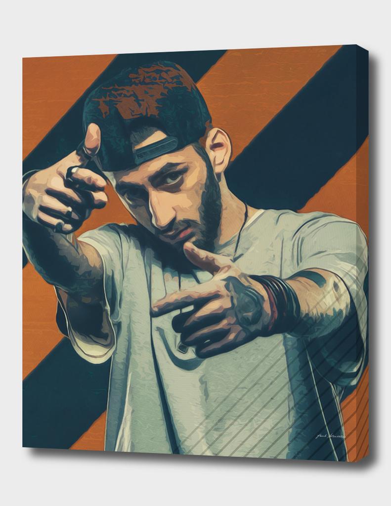 hip hop move