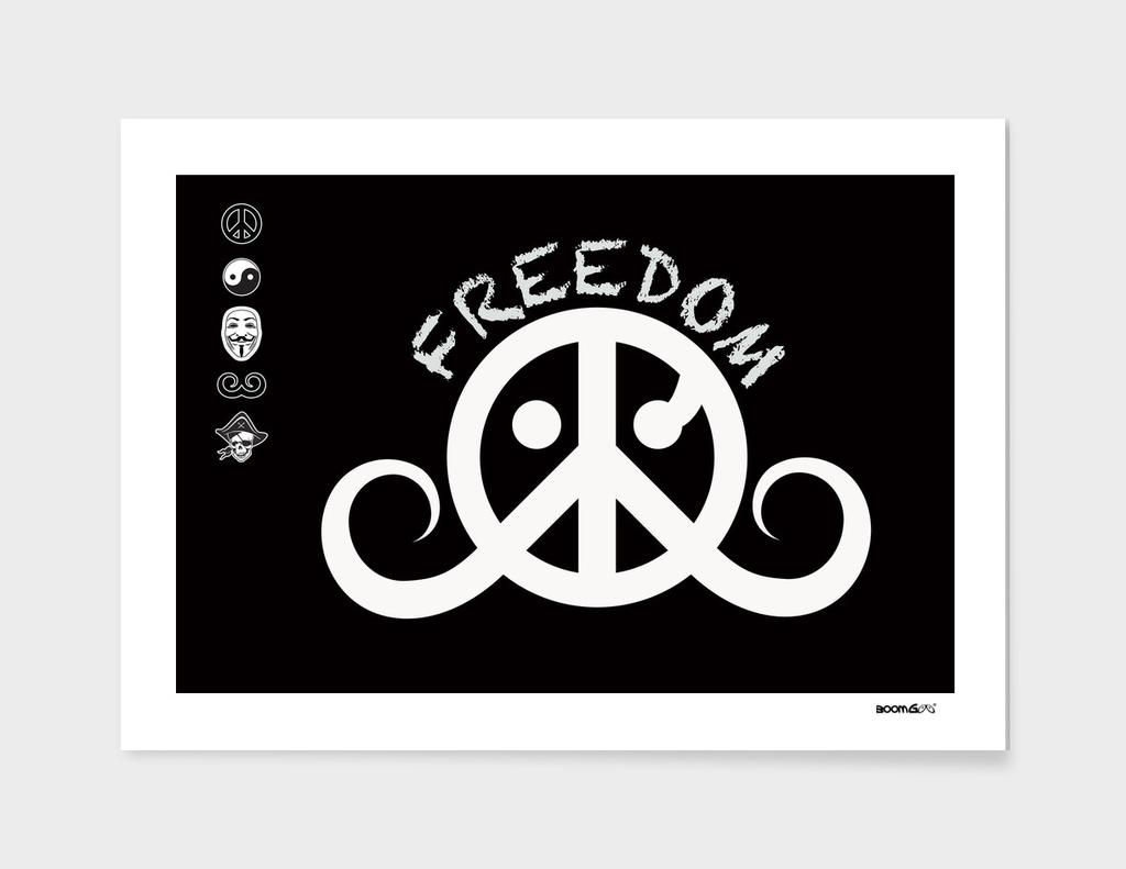 Freedom logo!