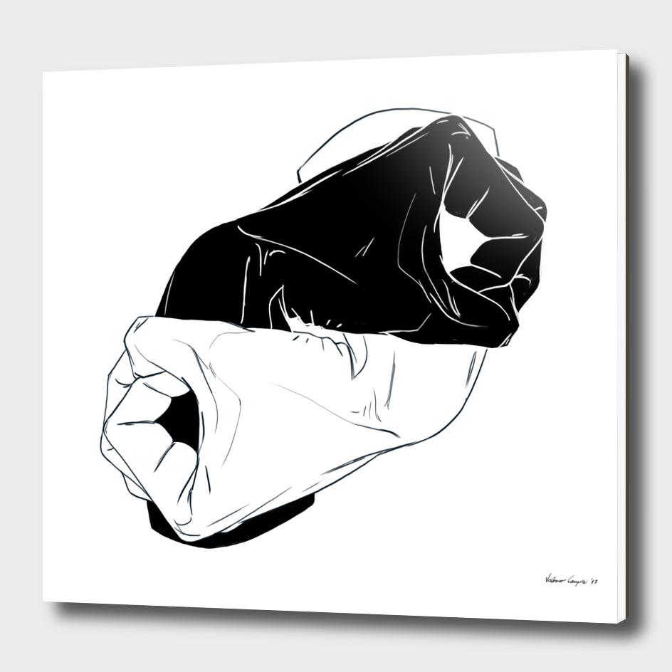 Hands-Tao / BW Version