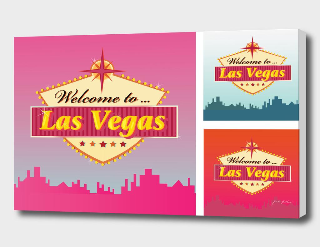 Las vegas original signs : 2017 Edition