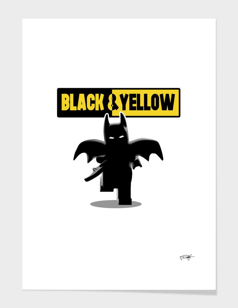 Bat and Yellow