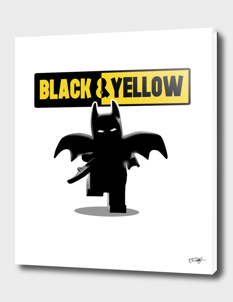 Bat and Yellow