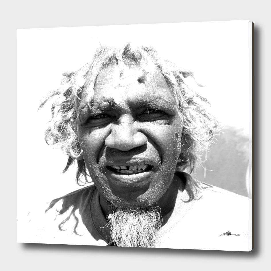Native from Alice Springs