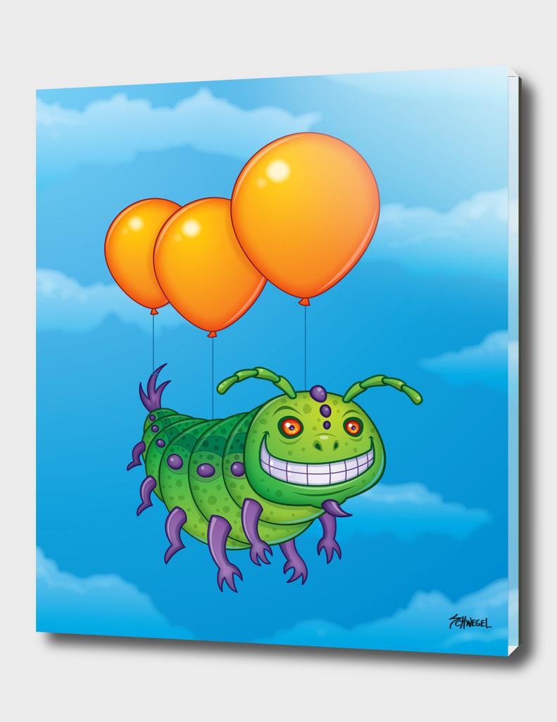 Impatient Caterpillar