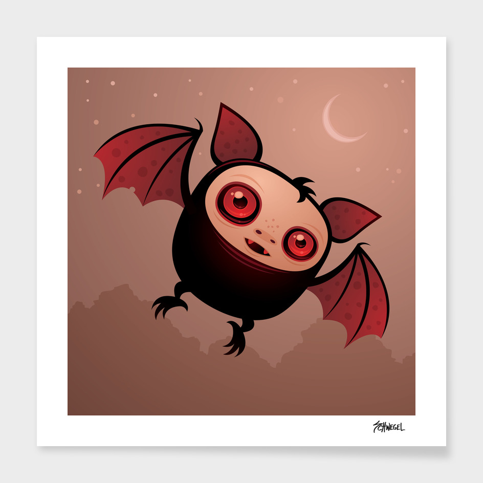 RedEye the Vampire Bat Boy