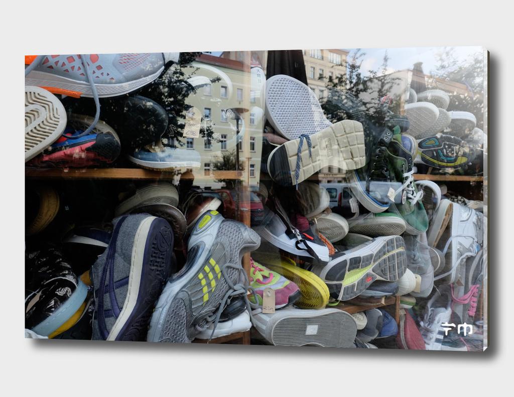 Sneaker Shop in Berlin