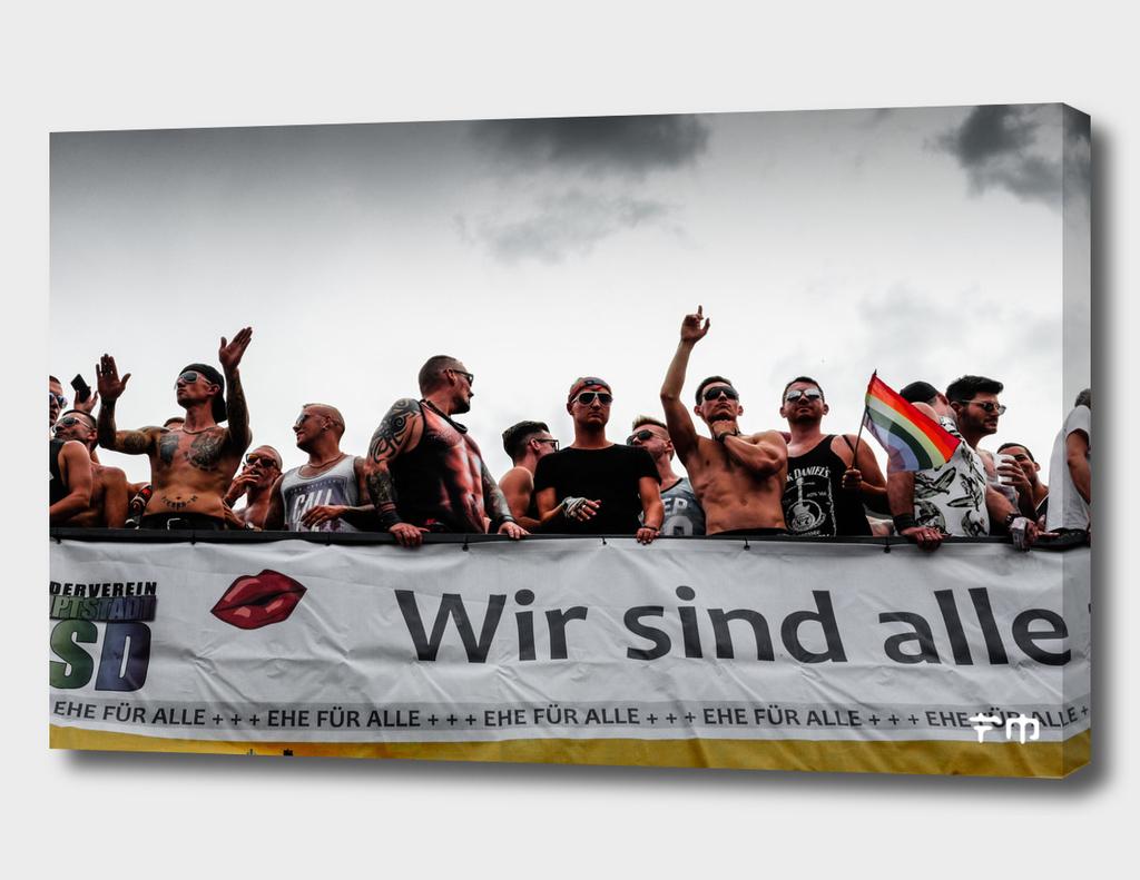 Gay Pride Berlin