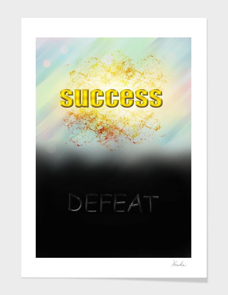Binaries (life) success & defeat