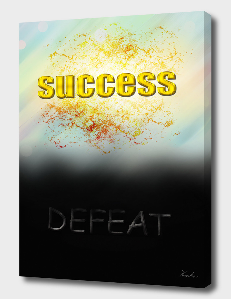 Binaries (life) success & defeat