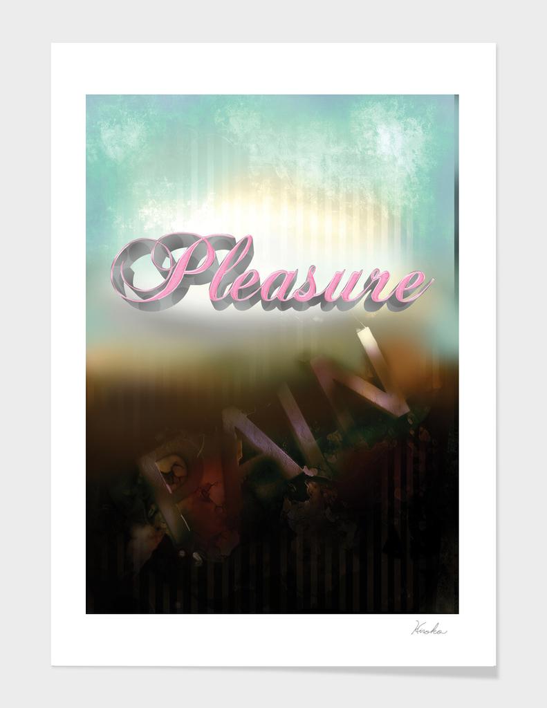Binaries (life) Pain & Pleasure