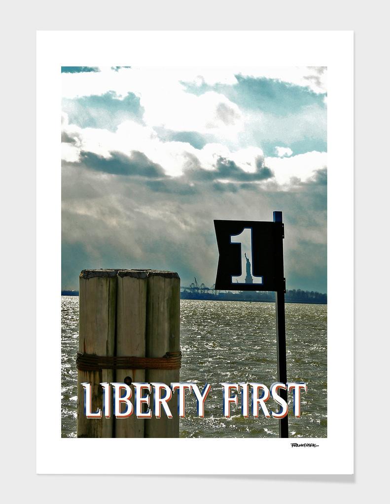 LIBERTY FIRST - High