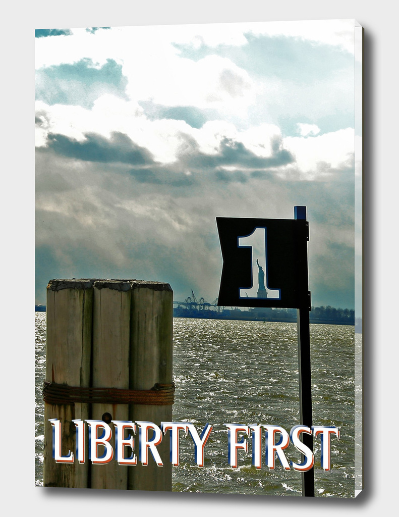 LIBERTY FIRST - High