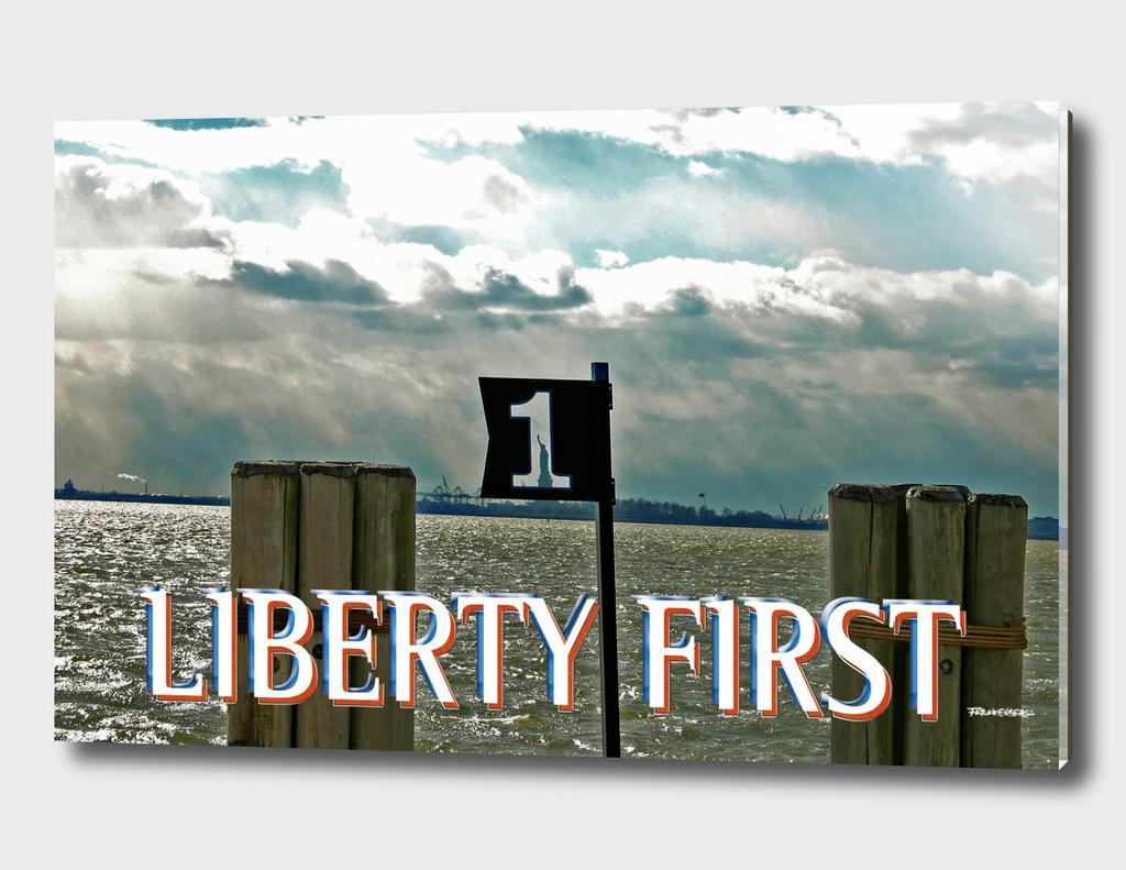 LIBERTY FIRST - CLAIM