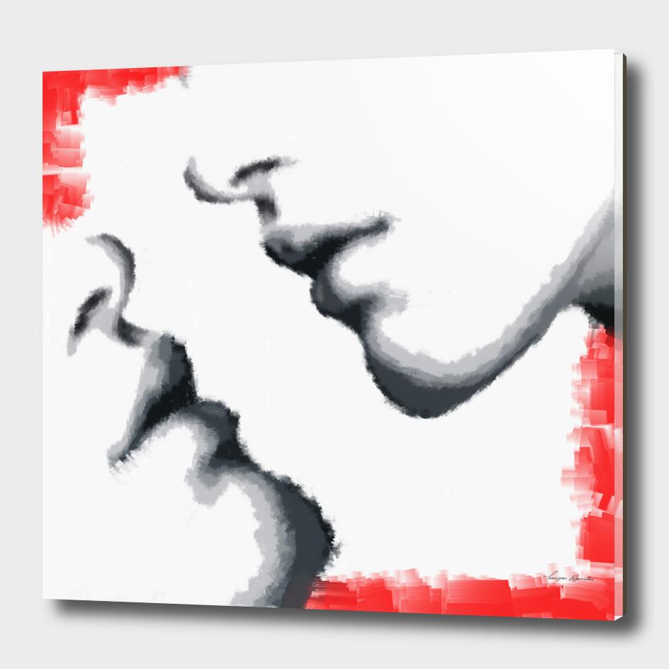 MALE KISS