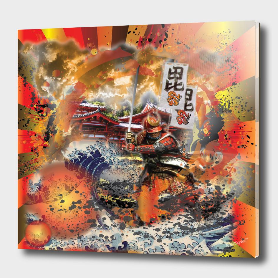 Samurai Feudal Warrior Japan