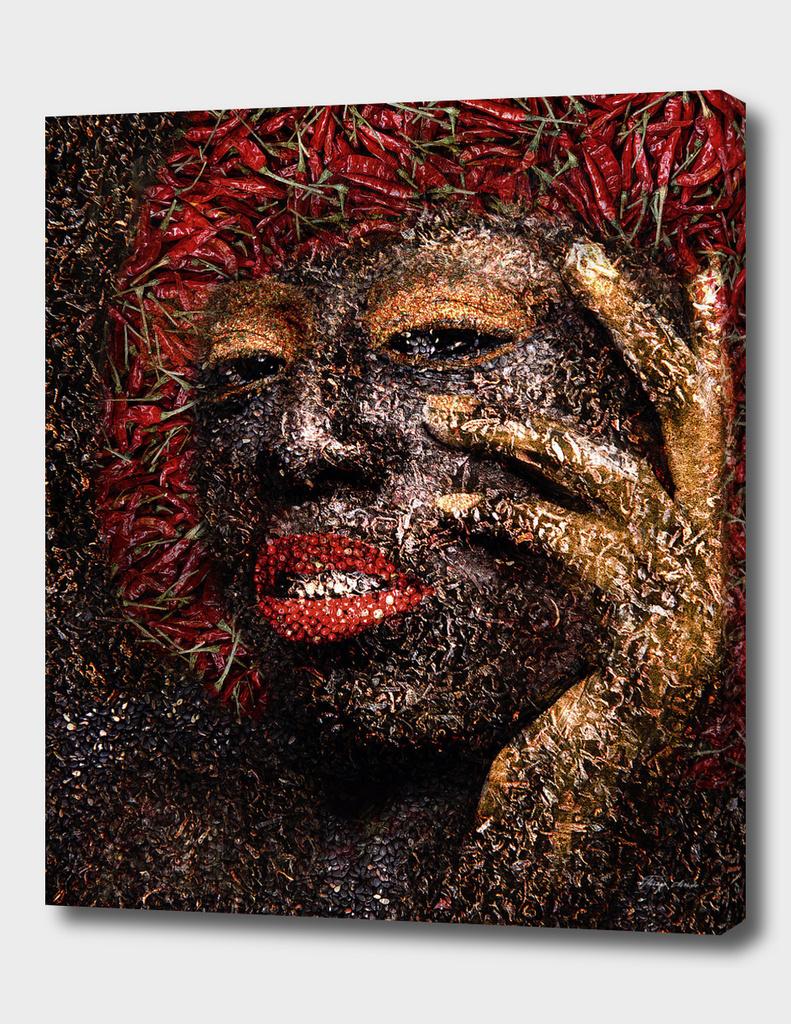 Mulher Pimenta