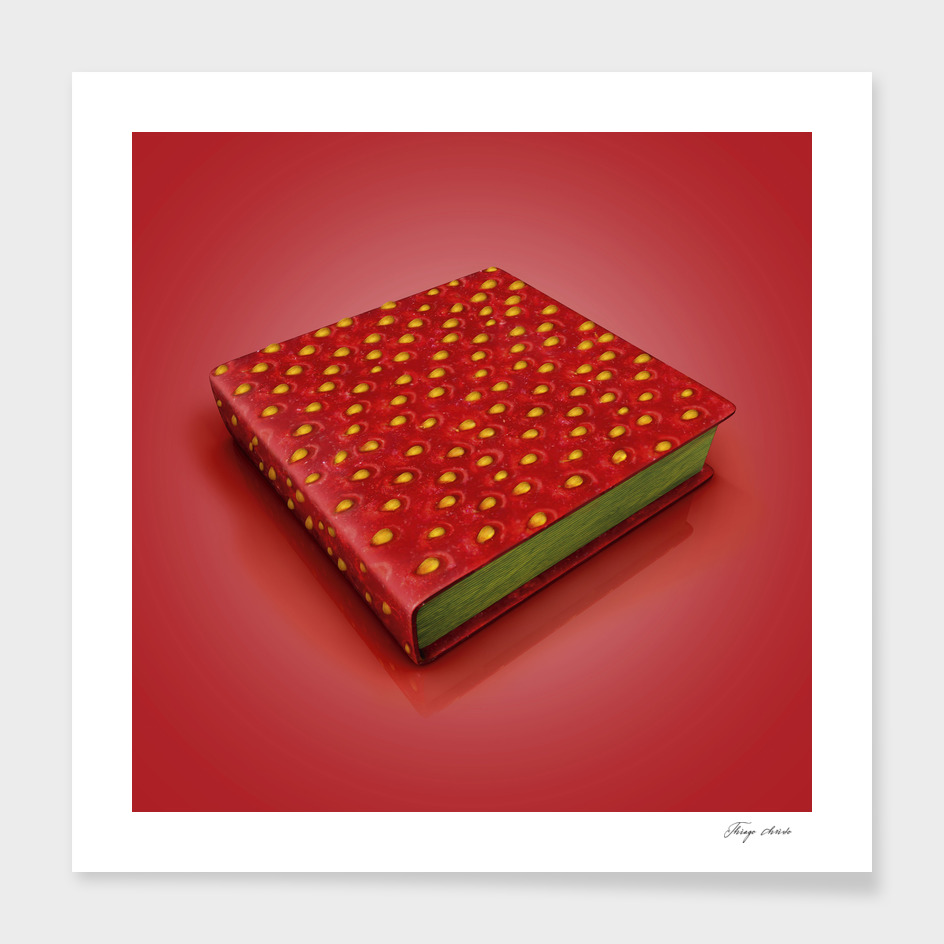 Strawberry Book