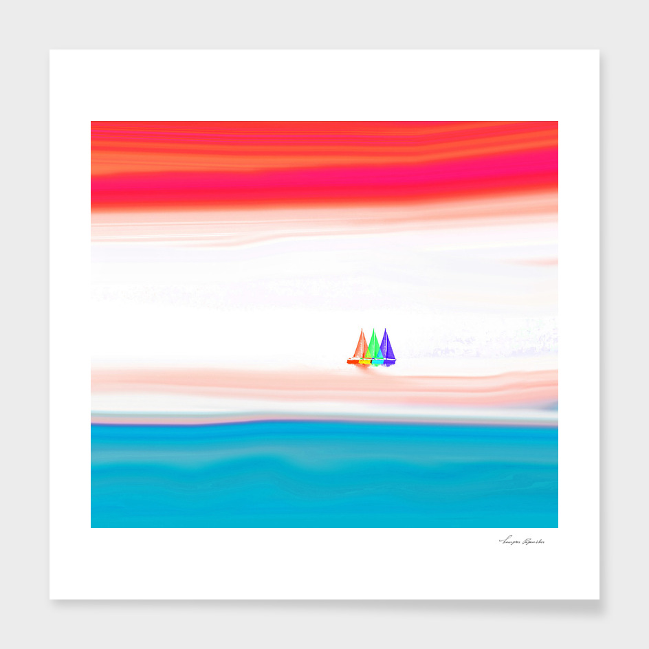 SAILING TRANQUILITY 2