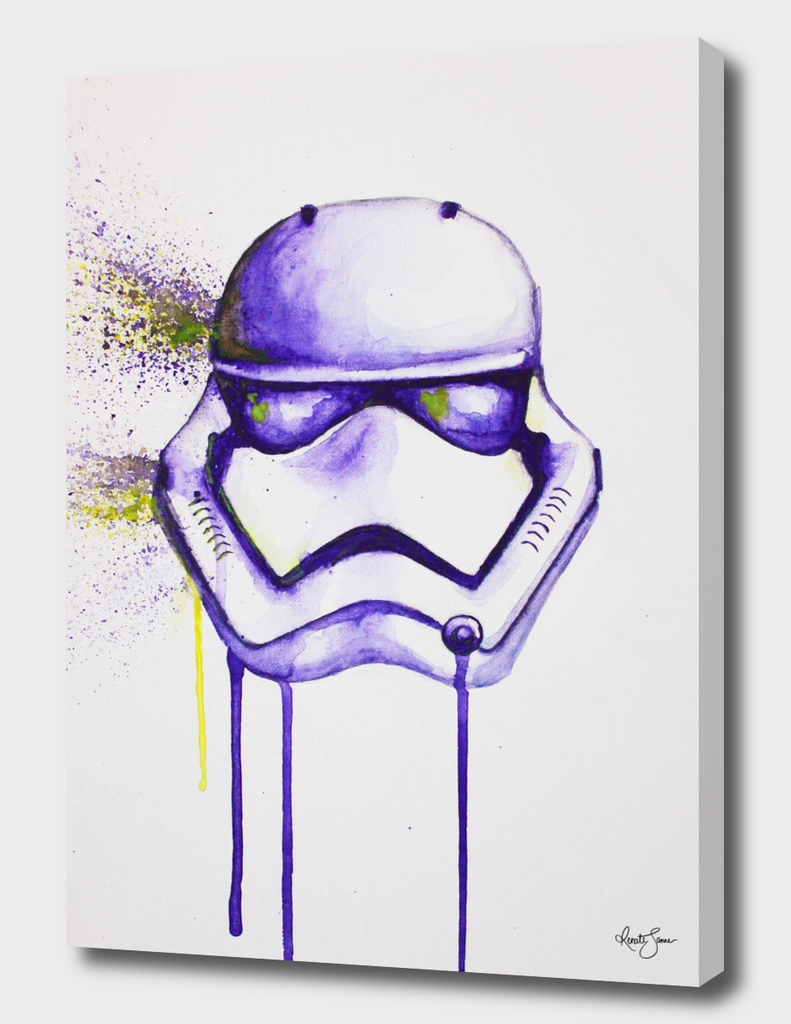 Purple StormTrooper