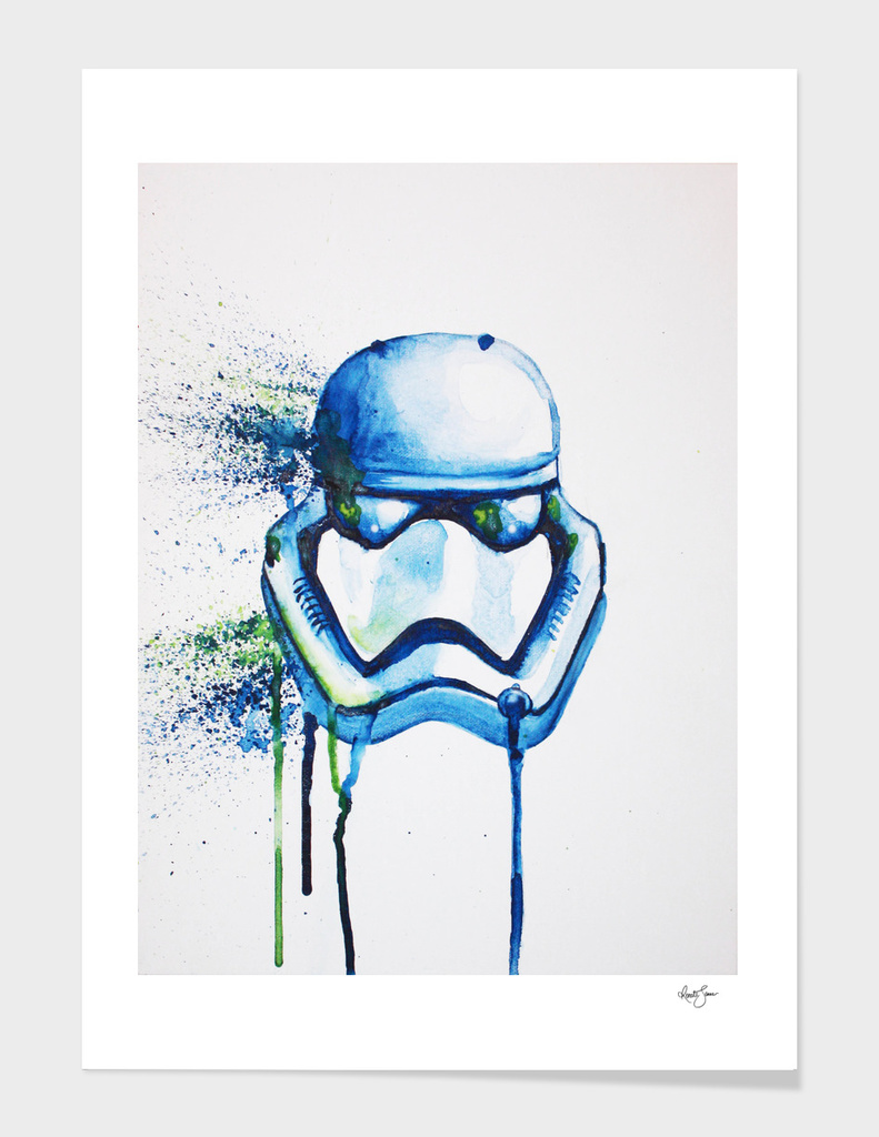 Blue StormTrooper