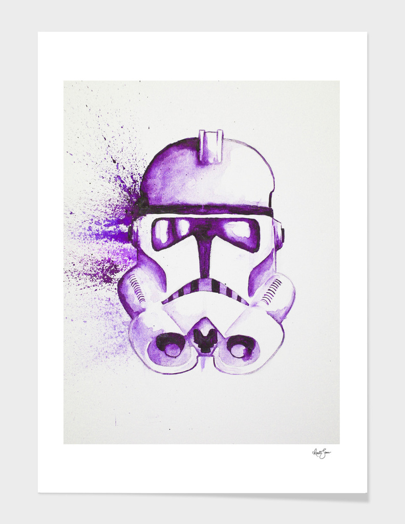 Purple CloneTrooper phase 2