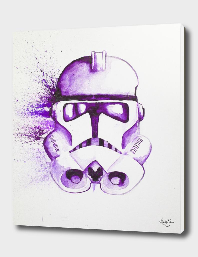 Purple CloneTrooper phase 2