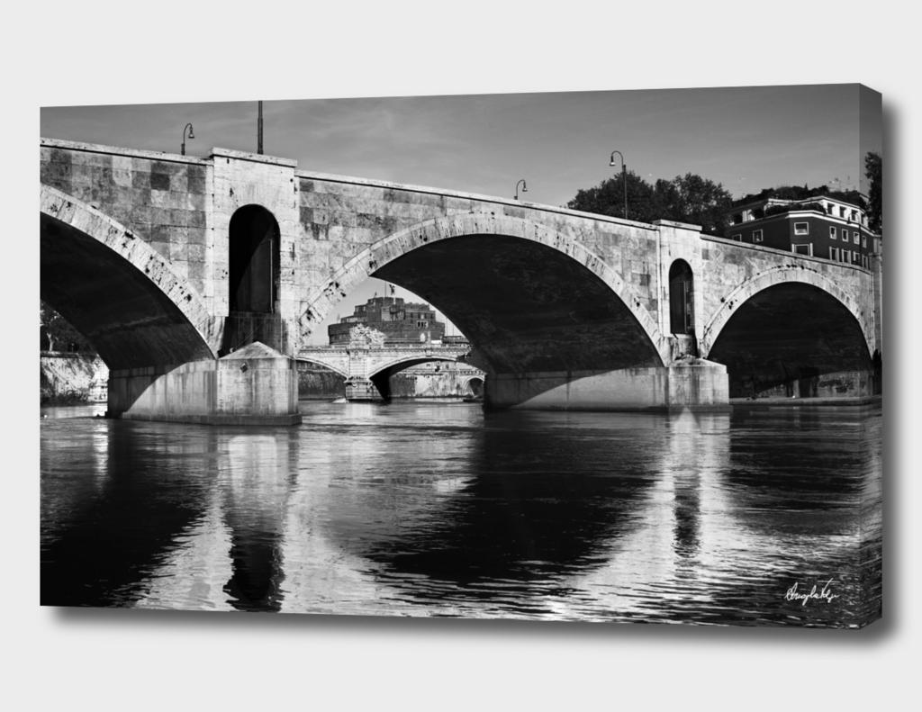 Principe Amadeo Savoia Aosta bridge