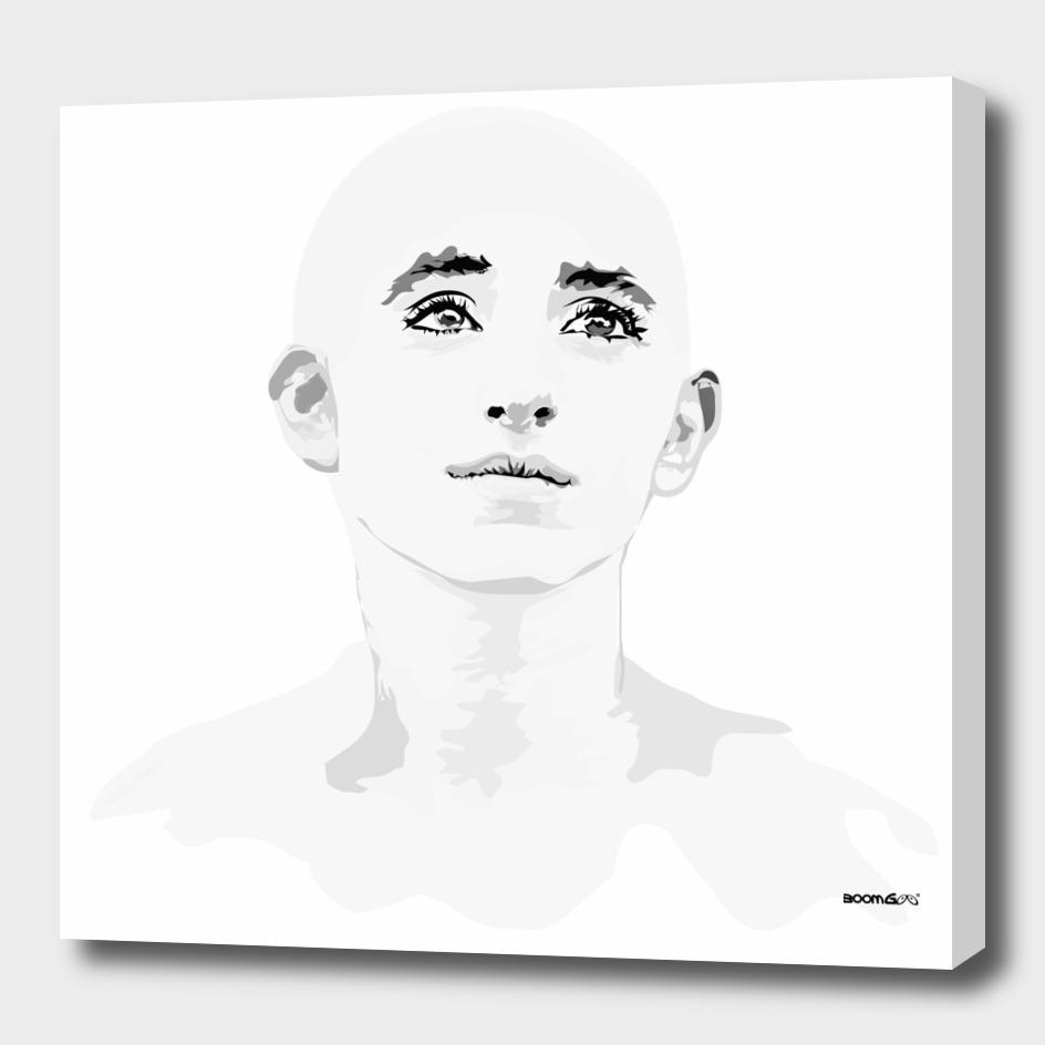 """Portrait """"Daniella"""" 4 (pure)"""