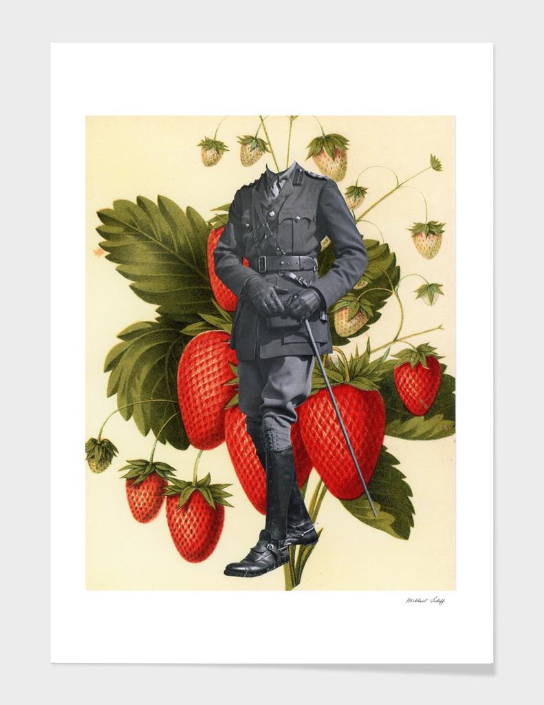Major Strawberry