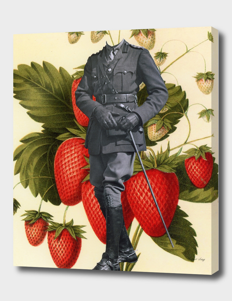 Major Strawberry