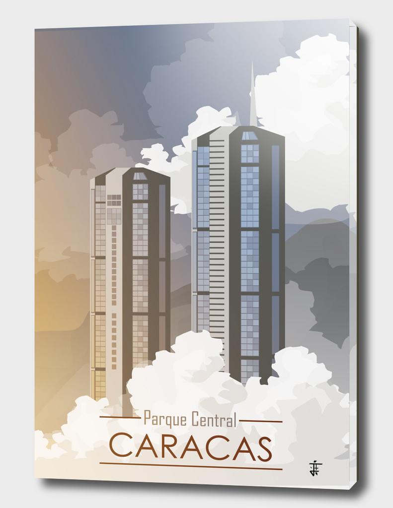 Caracas Icon - Parque Central