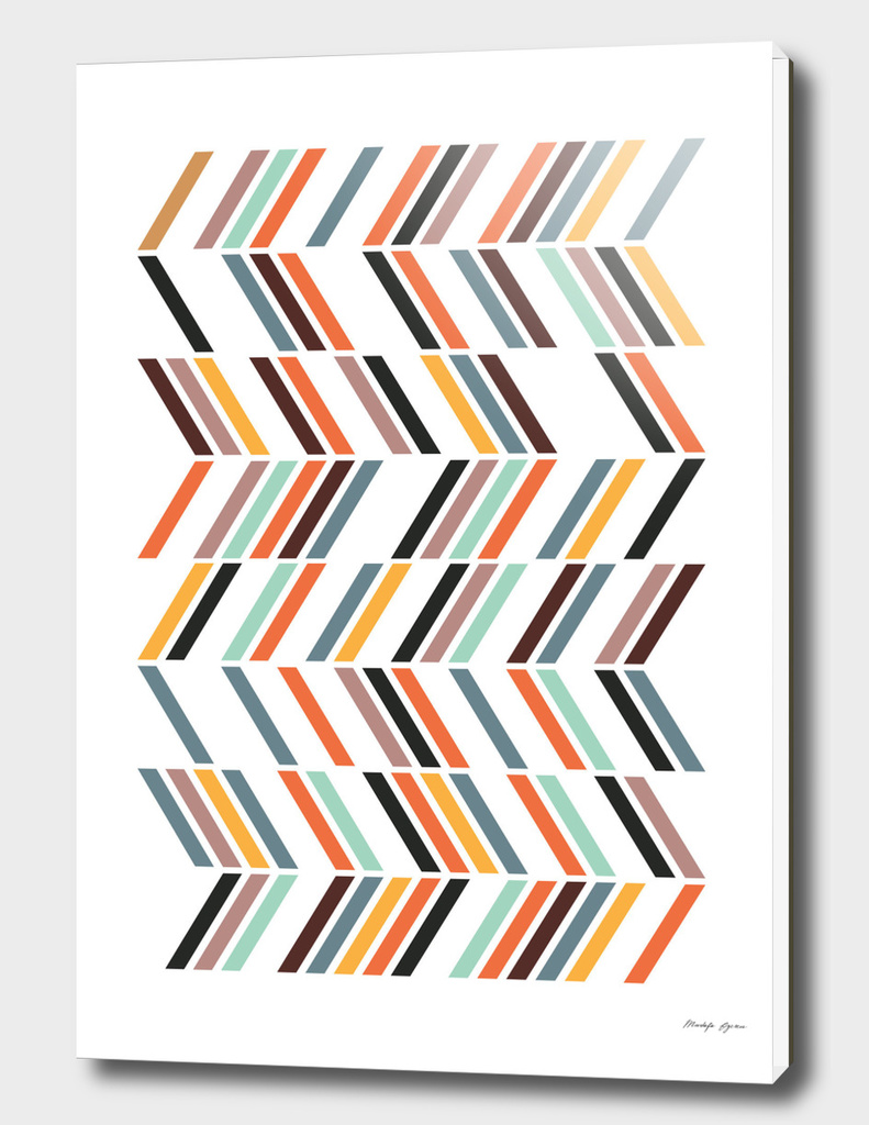 Parallel Colour Blocks