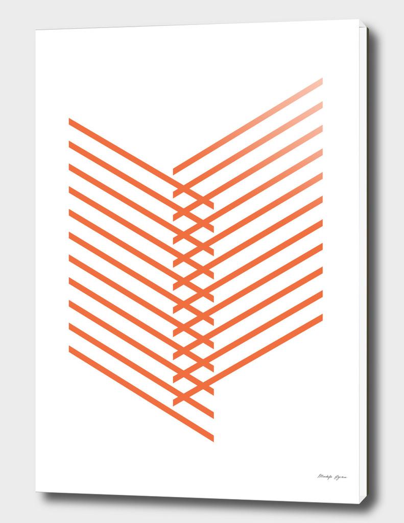 Orange Lines