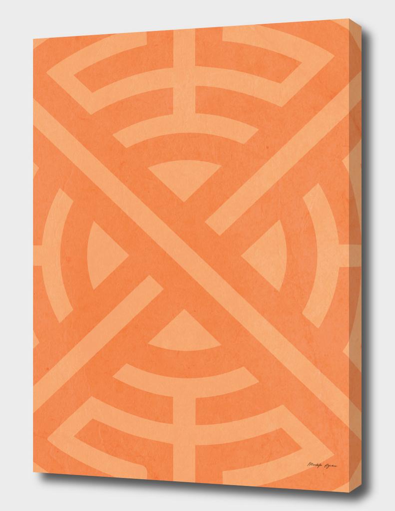 Orange Shapes
